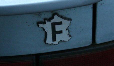 Logo france voiture